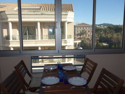 Photo for 2 bedroom Apartment, sleeps 4 in Sanary-sur-Mer with Air Con and WiFi