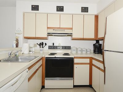 Photo for FREE DAILY ACTIVITIES!!! Lovely two bedroom, two bathroom, second-floor unit