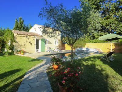 Photo for Spacious Holiday Home in Vaison-la-Romaine with Garden