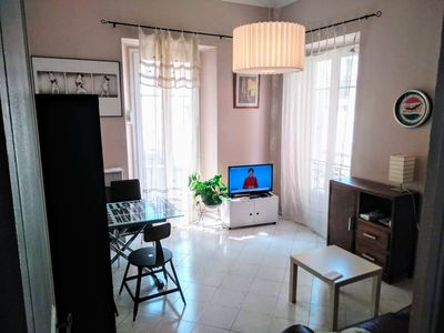 Photo for 3 rooms, 2 bedrooms - FULL CENTER - AIR CONDITIONED