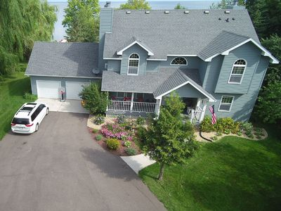 Photo for Lakeside Retreat on Cove Bay (Mille Lacs Lake, MN) - Perfect for Families!