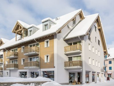 Photo for Luxurious Duplex in the historic center of Andermatt in the swiss Alps