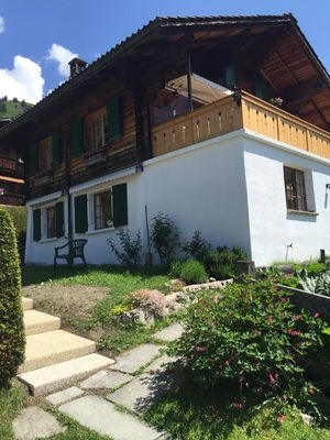 Photo for Charming Chalet Rougemont in the Gstaad