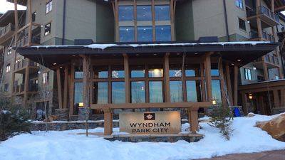 Photo for Wyndham Park City-Ski In/Ski Out-1 Bdrm Dlx