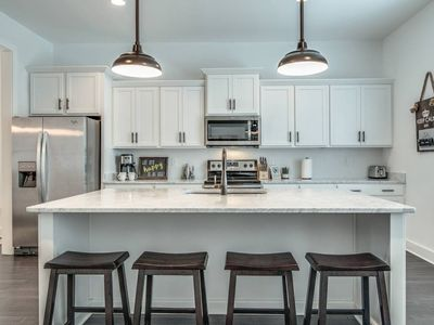 Photo for Stunning New E Nashville Townhouse mins from B'way