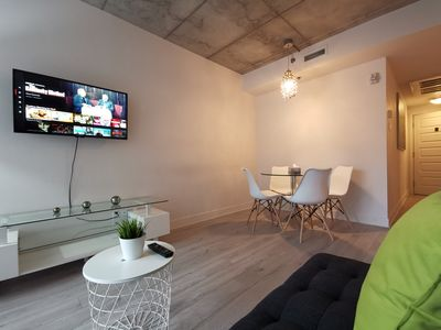 Photo for Modern & lovely studio with Gym, heart of downtown