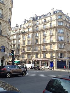 Photo for beautiful Haussmann apartment, 125 m2, 4 rooms, near Lyon station.
