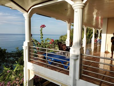 Photo for Very Beautifully Seafront Villa Mansion with exceptional Views near Basay