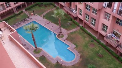 Photo for House in the center of MARRAKECH. 2 bedrooms, 2 bathrooms, swimming pool, car parking