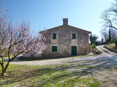 Photo for La Vigna Rossa - Apartment In Farmhouse With Swimming Pool, Sleeps 7, 3 Bedrooms