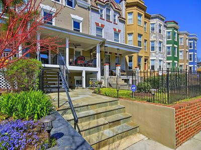 Photo for Contemporary Family Apt. in DC Historic District!