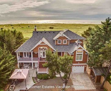 Photo for Gorgeous!! Luxury, Amazing Ocean Views, Pets, 3 story modern home, WiFi(Blue)