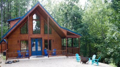 Photo for Welcome to The Blue Bird Chalet!