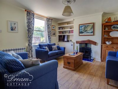 Photo for STUDLAND COTTAGE, pet friendly, with open fire in Swanage, Ref 994689