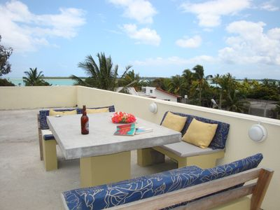 Photo for 1BR Apartment Vacation Rental in La Gaulette, Black River