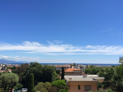 Photo for NICE APARTMENT SEA VIEW TERRACE