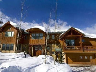Photo for Oakley's Majestic Aspen/Snowmass Ski In/Out Home- Year Round