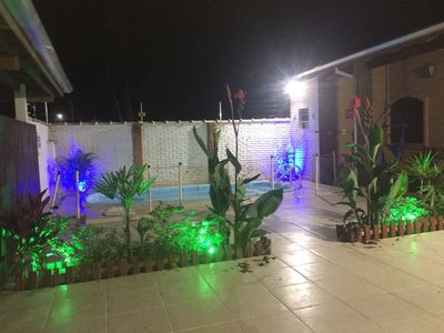 Photo for 4 SUITES 5 WCS, SWIMMING POOL, 4 VACANCIES - 5 DAYS IN JANUARY 2020 R $ 3200,00,