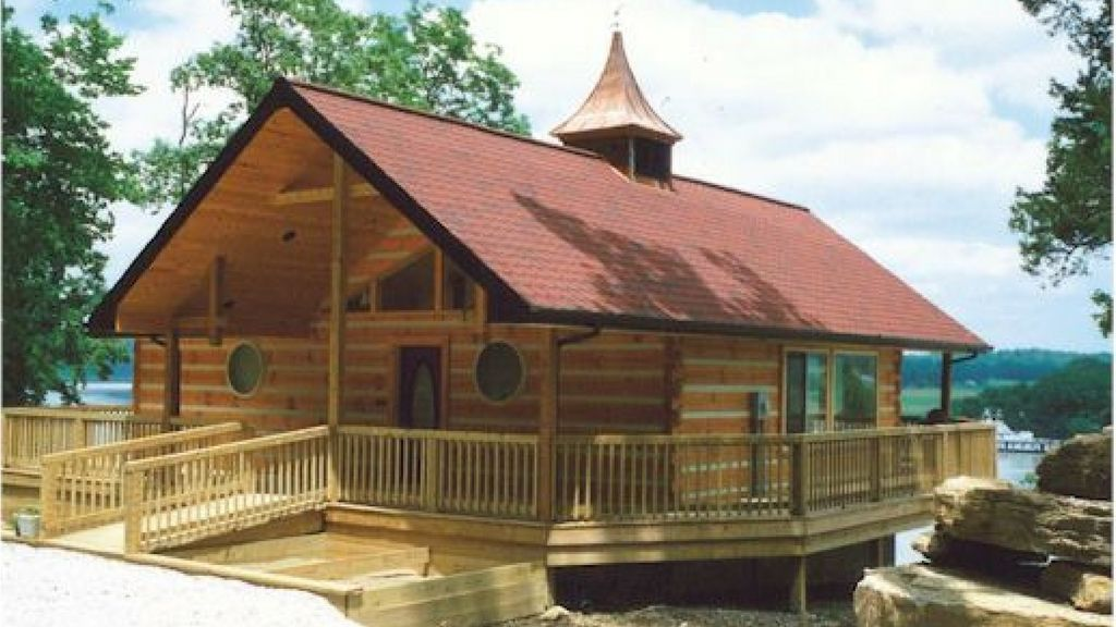 Truly exceptional and comfortable luxury log cabin
