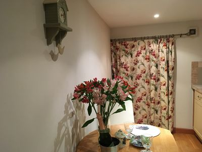 Photo for Plum Tree Cottage is a romantic cottage for two in the Scottish Borders.