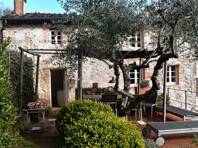 Photo for Our Tuscan home opens it doors to warmly welcome you