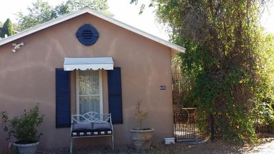 Photo for Remodeled adobe pet friendly casita, walk to plaza and Canyon Rd , 124 a night!