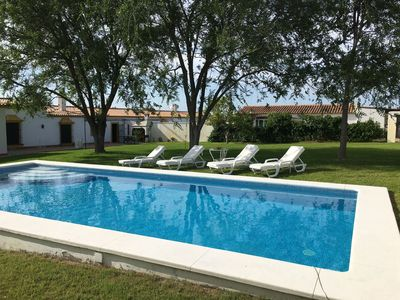 Photo for Cottage near Seville, ideal for relaxation and outdoor activities