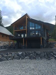 Photo for Beautiful Family Kicking Horse Home/Chalet