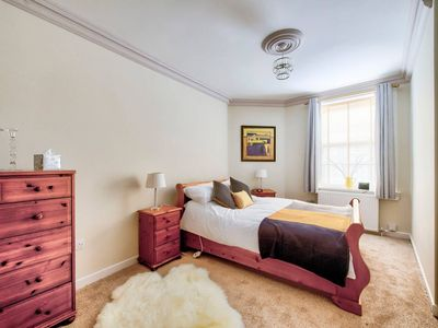 Photo for Stylish Royal Mile Apt: Heart of Historic Old Town