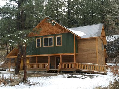 Photo for Eagles Nest Pagosa, a brand new vacation rental mountain home