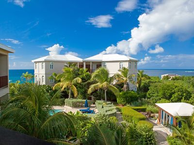 "Photo for Fountain Anguilla by ""Refined Retreats""~Poolside w/ Ocean View~Full Kitchen & King Suite"