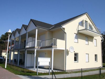 Photo for Apartment Strandgut No. 03 with terrace - A: Apartment Strandgut No. 03 with terrace