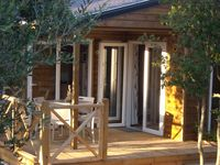 A lovely quite location, with everything you need. Private garden space for a relaxing holiday