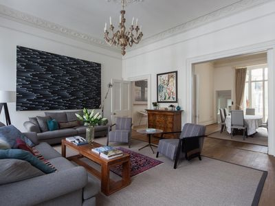 Photo for Onslow Gardens XVIII - luxury 3 bedrooms serviced apartment - Travel Keys
