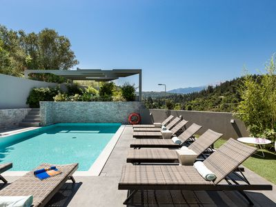Photo for Villa Blanche - Top quality villa surrounded by nature, close to the beach
