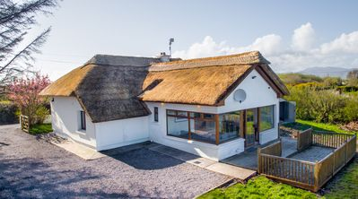Photo for Traditional Irish Thatched Cottage