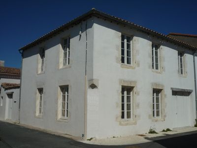 Photo for House Ile de Ré - Saint Clément des Baleines - sleeps 10