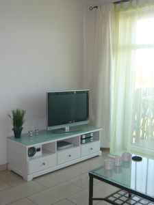Television/DVD/stereo system