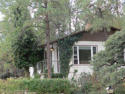 Photo for Secluded  Quiet Cottage Just 5 minute WALK from downtown square