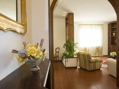 Photo for Apartment in Villa Tuscany