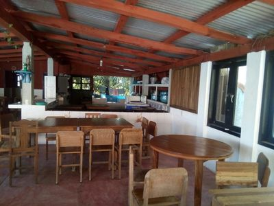 Photo for Eco Hotel El Refugio, In the mountains but close to the sea - ROOM
