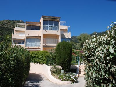 Photo for apartment in residence Lavandou clear St