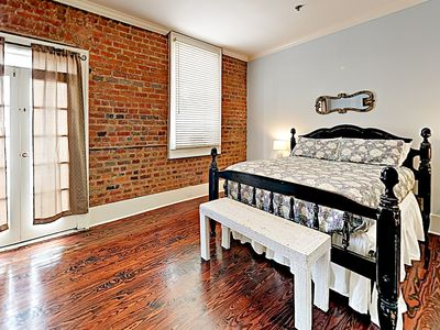Photo for New Listing! Historic Building on Broughton Street - Walk to Everything