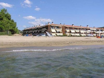 Photo for Luxurious maisonette in front of the sea