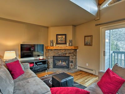 Photo for NEW! Cozy Vail Townhome w/Views Near Shuttle Stop!