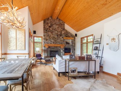 Photo for Ideal Ski Holiday Getaway! Perfect Ski In/Out Mountain Home
