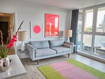 Photo for Stunning 1 bed with views toward Hampstead Heath