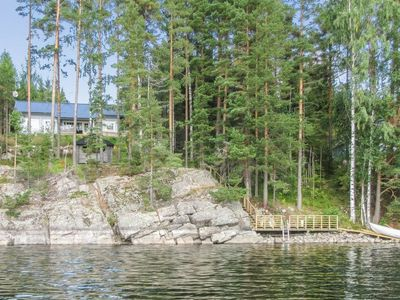 Photo for Vacation home Norppa in Punkaharju - 6 persons, 3 bedrooms