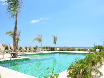 "Photo for Villa Lavender ""with Majestic Sea Views"" Ayia Napa Villa 132"