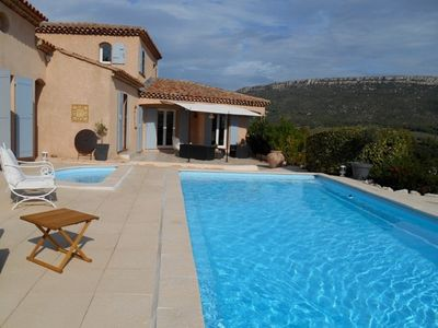 Photo for AIX Superb House-Pool-8 People / Promo end of August and September.